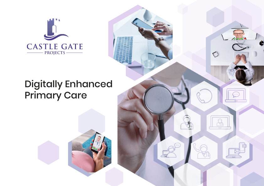 Digitally Enhanced Primary Care brochure